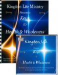 Keys to Health & Wholeness CD Manual Small